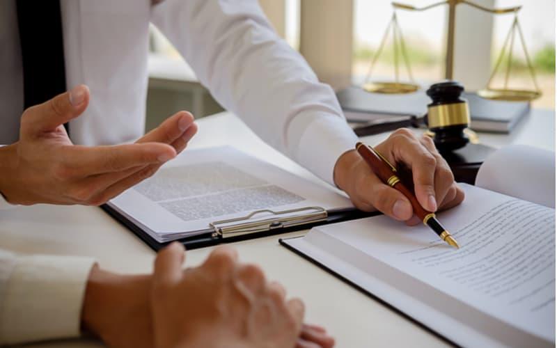 Business Lawyer Bloomington